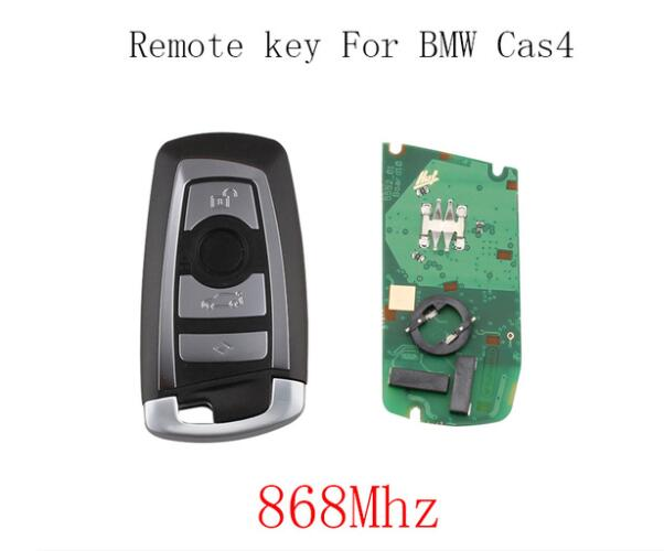 BE KEY 868Mhz Smart Remote Key Keyless Fob For BMW F CAS4 3 5 7 Series F01 F02 F03 F04 F11 F07 F10 F30 Original keys