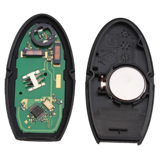 BR KEY 315Mhz Remote Key Keyless Fob DIY For INFINITI 2011-12 G25 2007-08 G35 2008-13 G37 2014-15 Q60 Original key PCF7952