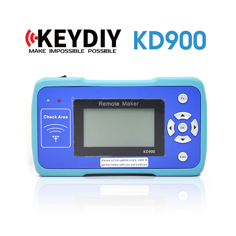 KEYDIY Original KD900 Remote Maker the Best Tool for Remote Control World One Button Smart Online Update KD900 Remote Tool