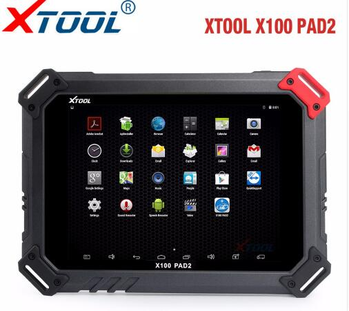 BR KEY 100% Original XTOOL X100 PAD2 Special Functions Update Version of X100 PAD Better than X300 Pro 3 Auto Key Programmer X100 PAD 2