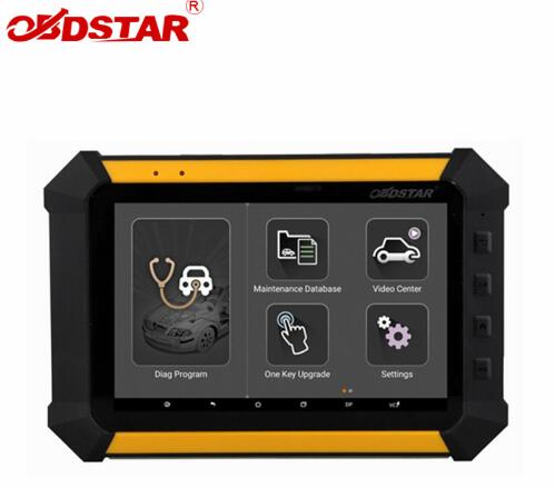 BR KEY OBDSTAR X300 DP Standard Immobilizer Odometer Adjustment EEPROM/PIC Adapter OBDII X300 DP Better Than X300 Pro One Key Update
