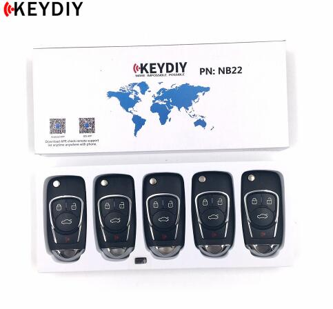 BR KEY New NB22 NB Series Universal Multi-functional Remote Control For KD900/KD MINI All B and NB KD Remotes
