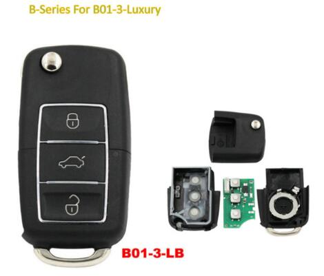 BR KEY 3 Buttons Universal Remote Control Key B-Series for KD MINI KD900 For B02-A6L