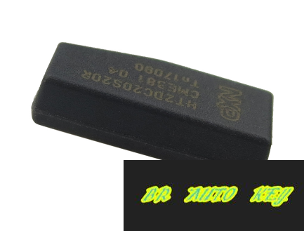 BR KEY Car Key Chips High Quality Blank ID46 Transponder Chip Carbon PCF7936AA Auto Chip Better Than PCF7936AS Chip